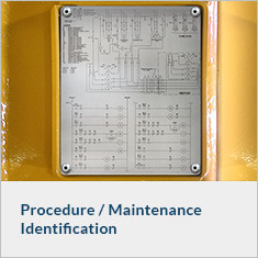 Procedure/Maintenance Identification